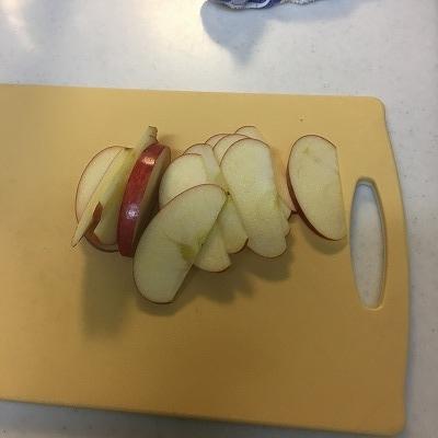 怠け者のアップルパイ