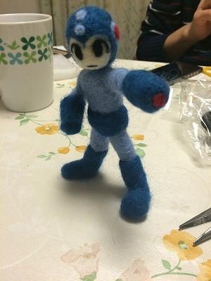 ロックマン人形
