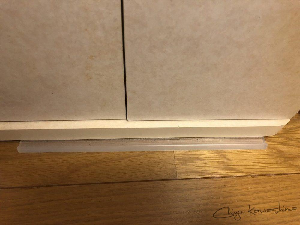家具転倒防止プレート