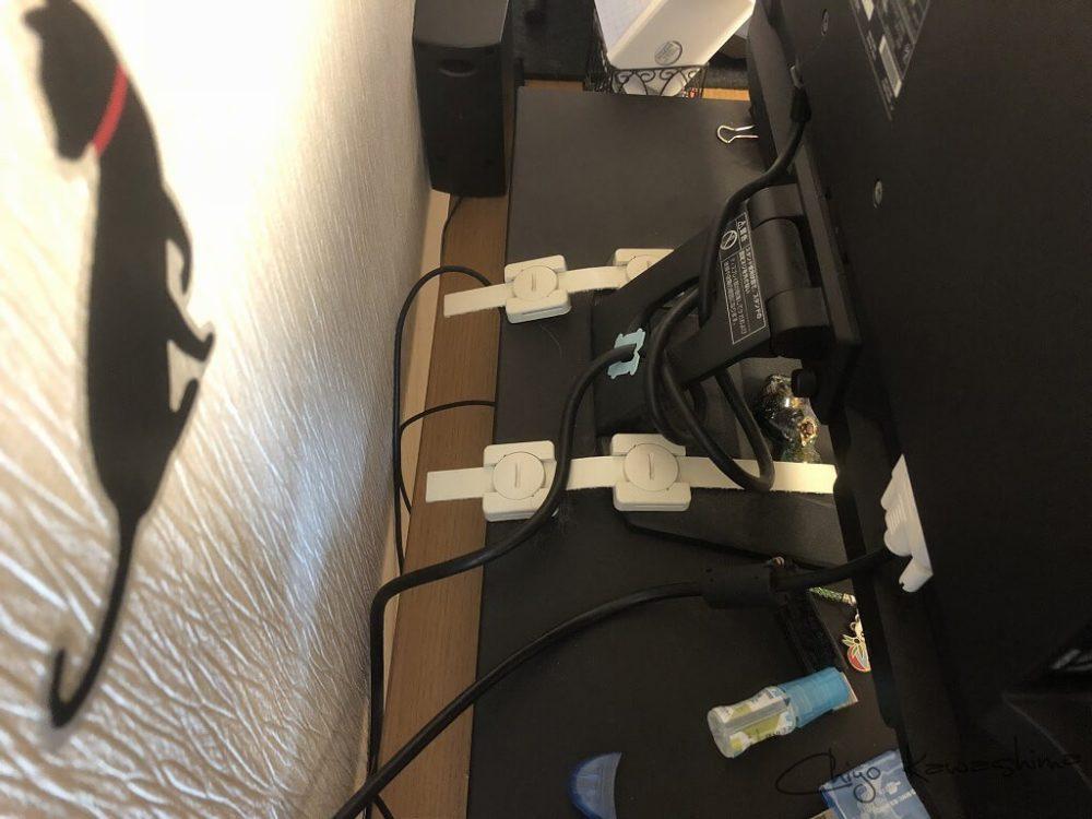 サンワサプライ 耐震ストッパー